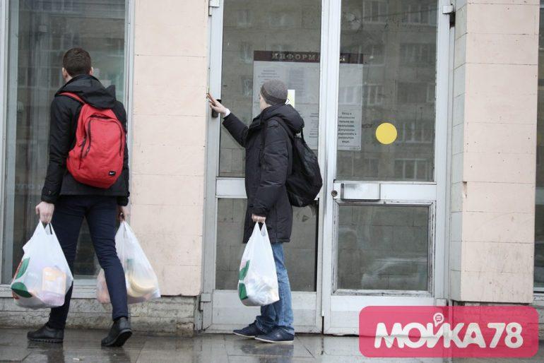 Изолированным в общежитии Мечникова студентам привезут полтонны фруктов