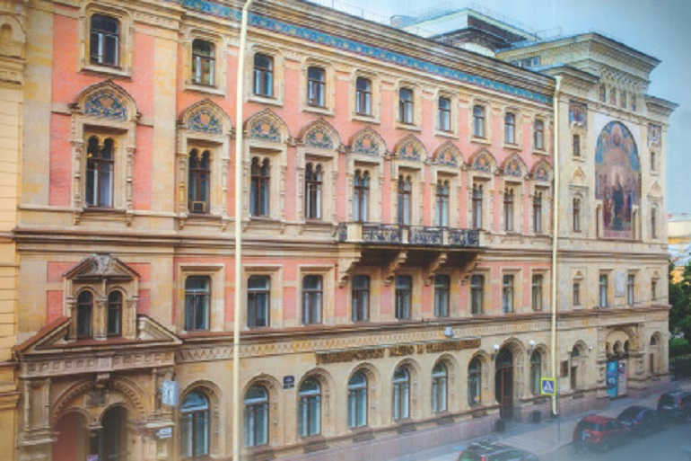 Петербургский институт кино и телевидения признали лучшим творческим вузом