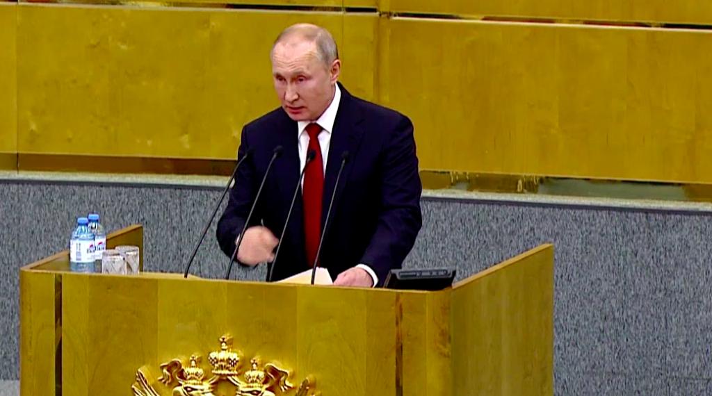 Путин не собирается переходить «на удалёнку» из-за коронавируса