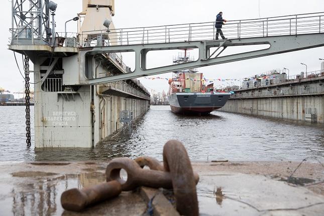 В Петербурге заложено 50 кораблей, которые некому строить