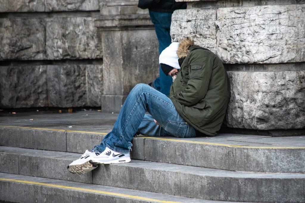 В Петербурге бездомные смогут провести карантин в ночлежках
