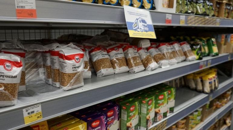 В России ввели временный запрет на вывоз гречки
