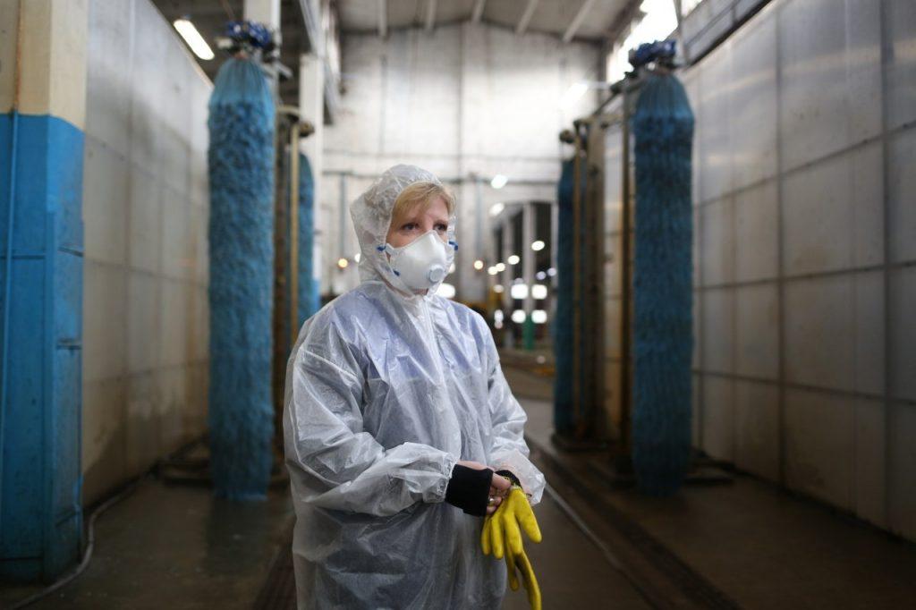 За сутки на коронавирус проверили более 4 тыс. петербуржцев