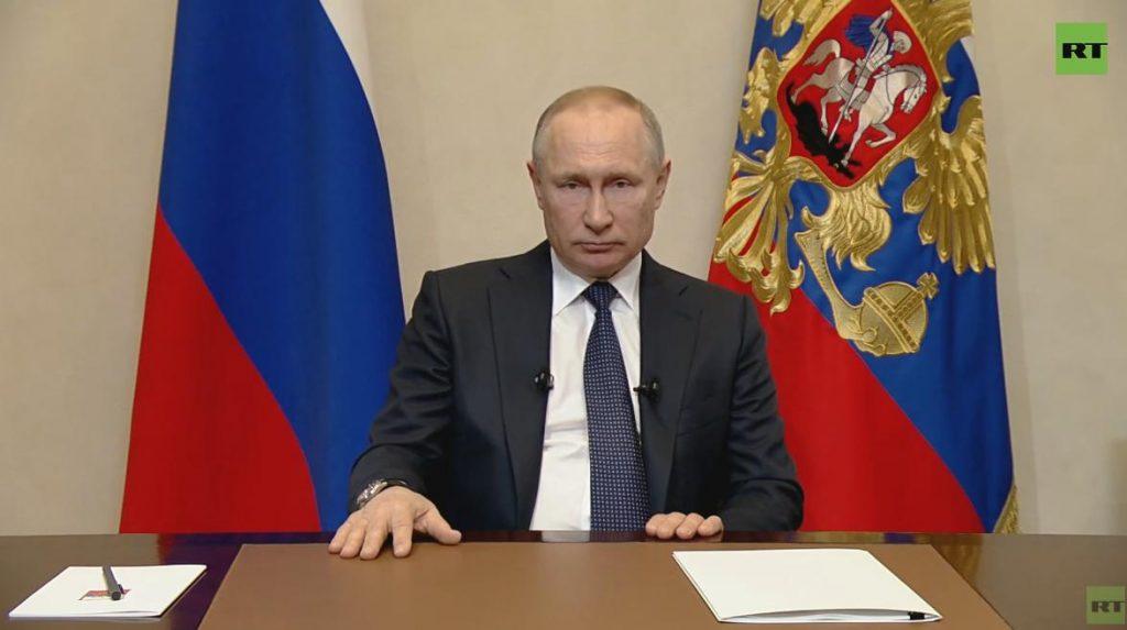 Путин прекратил полномочия белгородского губернатора досрочно