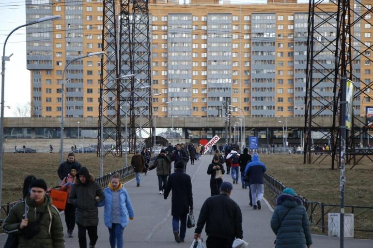В 2021 году в Мурино благоустроят два общественных пространства
