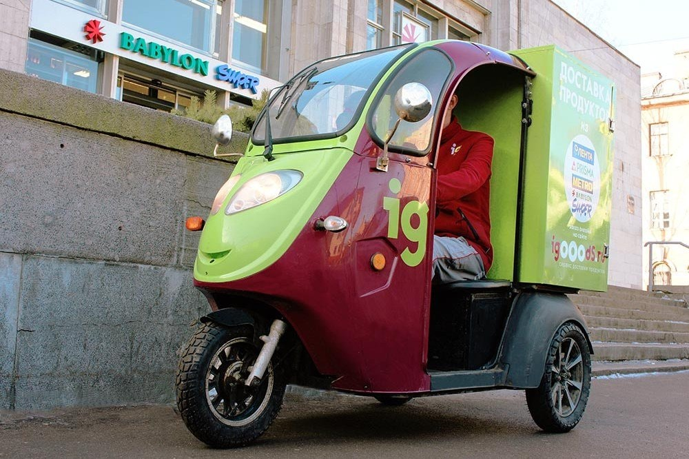 Сервис продуктов iGooods намерен увеличить оборот в 5 раз