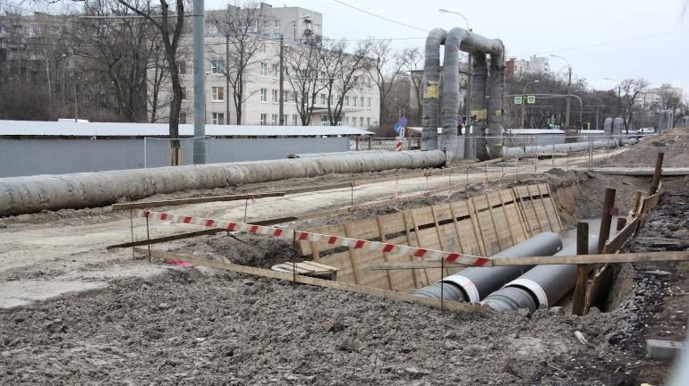 В двух районах Петербурга проведут испытания тепловых сетей