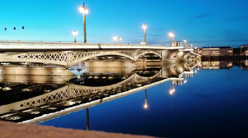 Проведение технологических разводок мостов в Петербурге подходит к концу