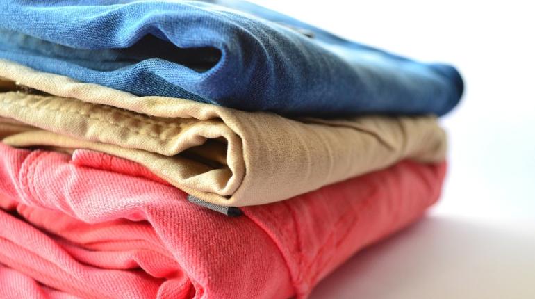Петербуржцы в самоизоляции стали реже покупать штаны