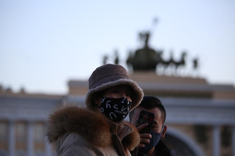 Комитет по туризму рассказал, кто чаще посещал Петербург во время пандемии