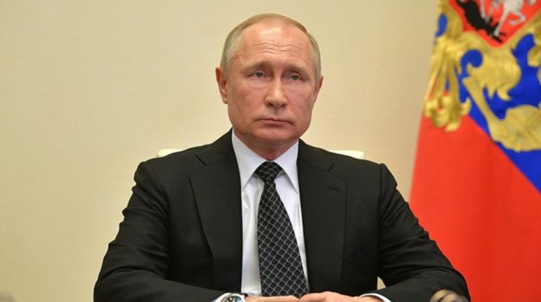Путин поблагодарил россиян после подведения итогов голосования по поправкам