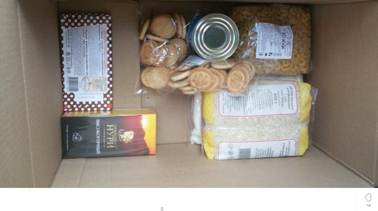 Петербург против коронавируса: власти назвали дату выдачи продуктовых наборов и пообещали «улучшенный» состав пайков