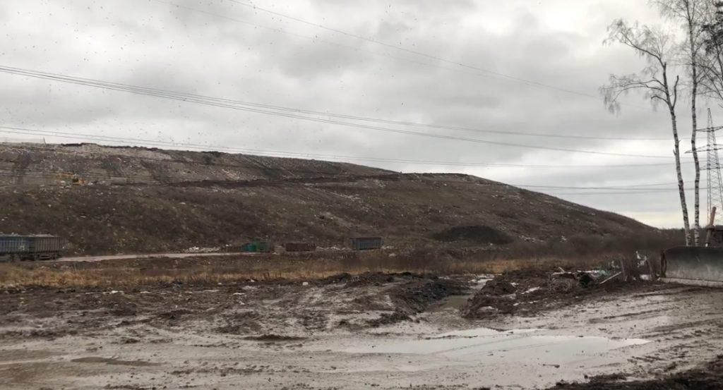 Информация о выбросе свалочного газа на полигоне Северная Самарка оказалась фейком