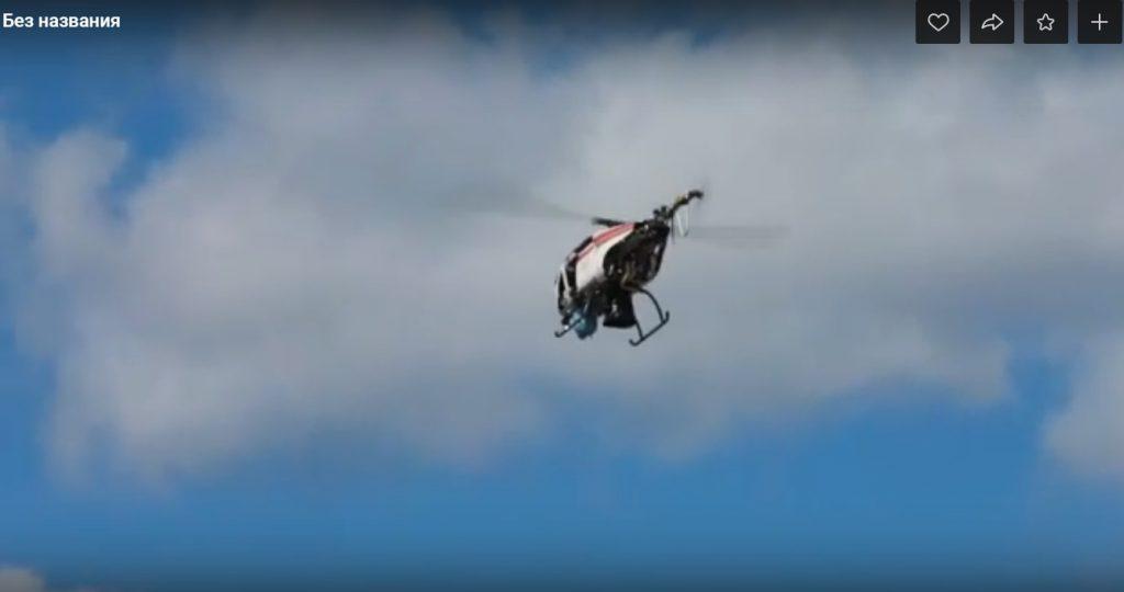 В Петербурге нарушителей самоизоляции выявляют с помощью дрона