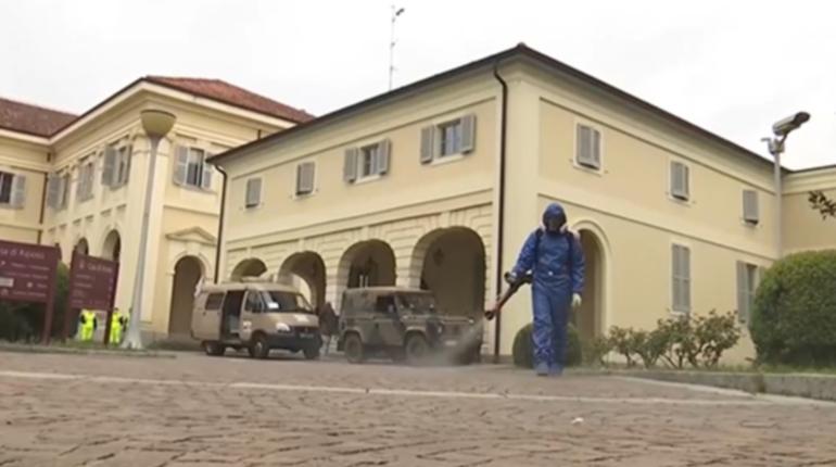 Российские медики увидели «странные» случаи смерти от коронавируса в Италии