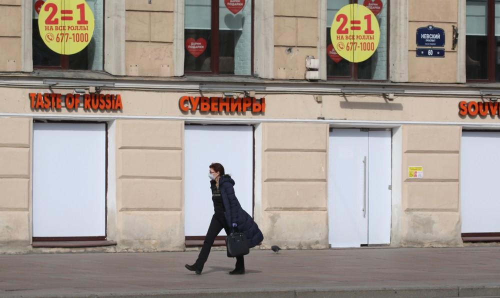 Итоги 26 мая: как коронавирус влияет на бизнес Петербурга