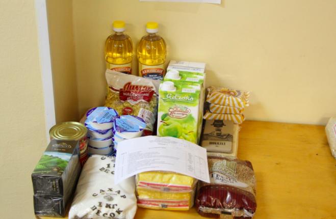 Анна Митянина: в Петербурге более 530 тысяч детей получили продуктовые наборы