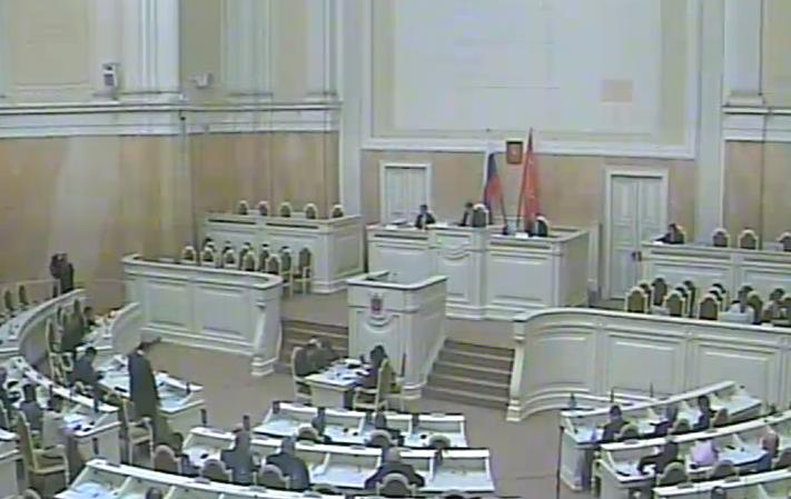Законопроект о легализации советских вывесок прошел первое чтение