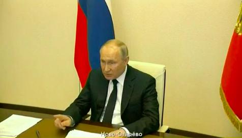 Путин поручил разобраться в расхождении данных с оповещением о ЧП под Норильском