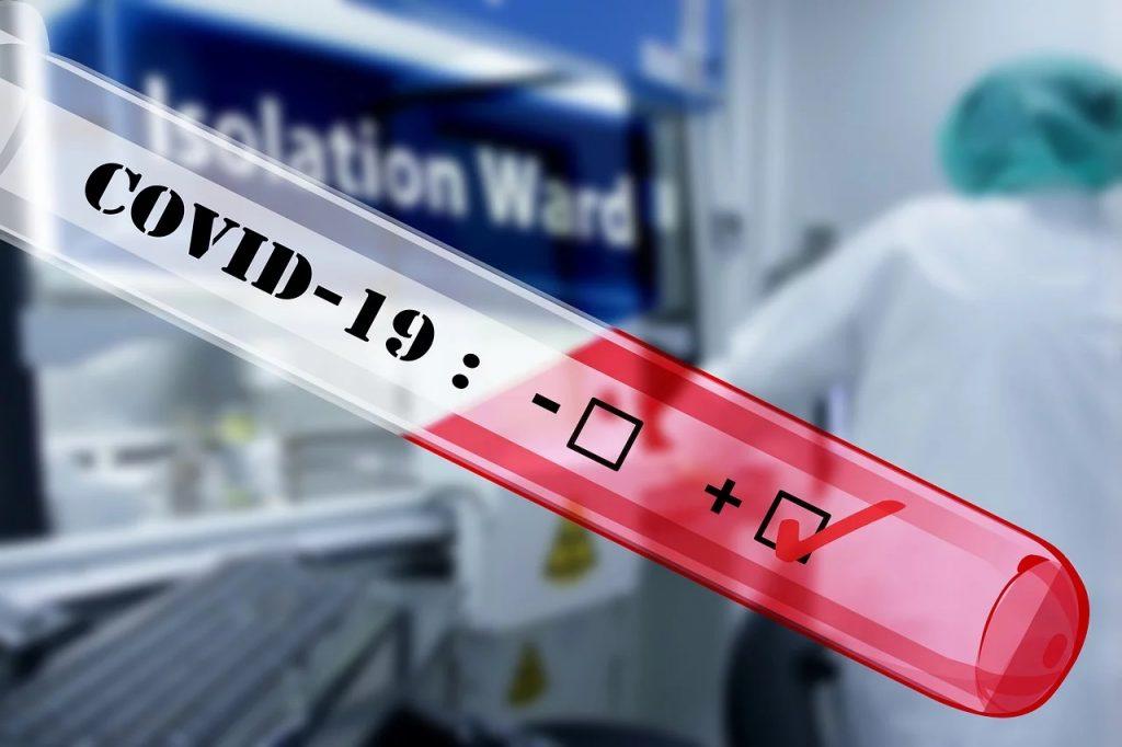 Поставлен новый рекорд по приросту заболевших COVID-19 за сутки