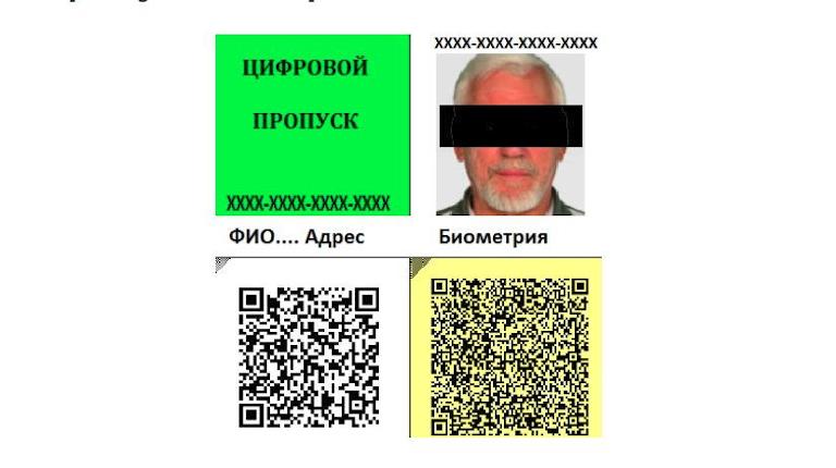 ЛЭТИ приготовил петербуржцам цветные цифровые пропуска в условиях карантина