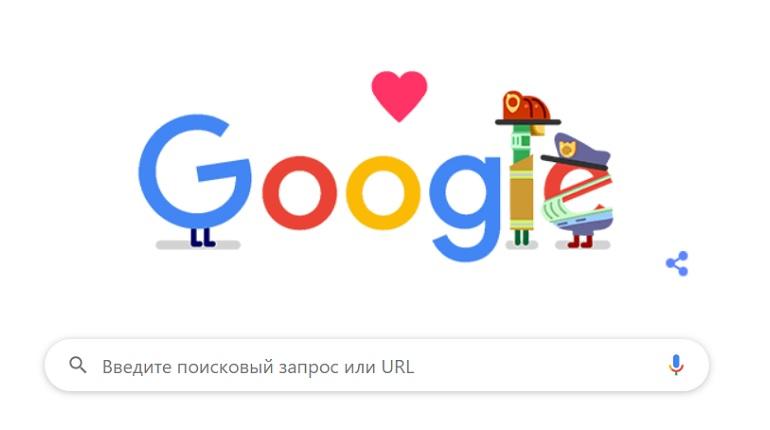 В работе Google снова произошел крупны сбой