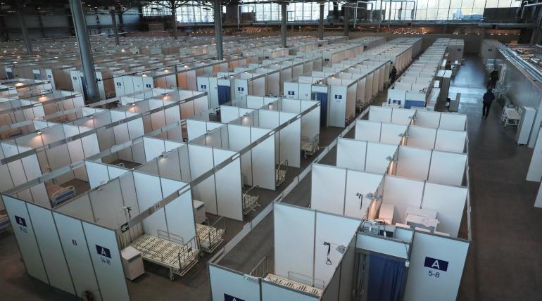 В Петербурге зафиксировано еще 42 летальных случая COVID-19