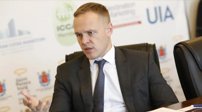 Чиновник из Петербурга стал главой «Центра развития спорта» в Краснодаре