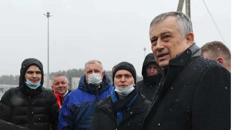 На выборах в Ленобласти лидирует Дрозденко