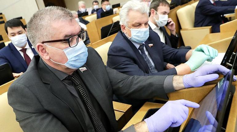 Антитела к коронавирусу обнаружили у пяти депутатов Госдумы
