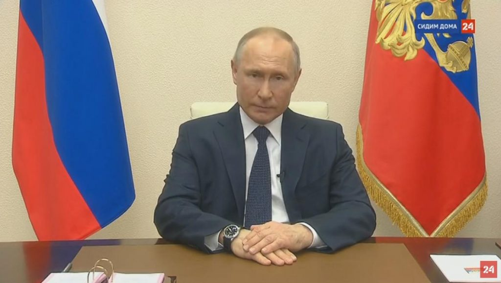 Путин уволил Бурыкина с должности замглавы ФСИН