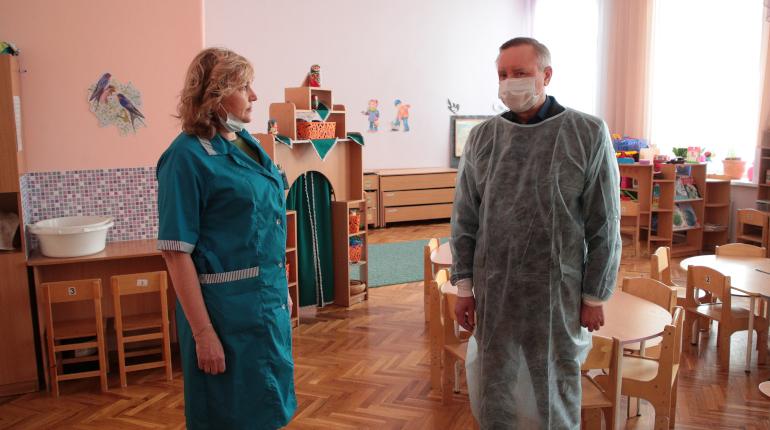 В Петербурге организуют больше дежурных детсадов