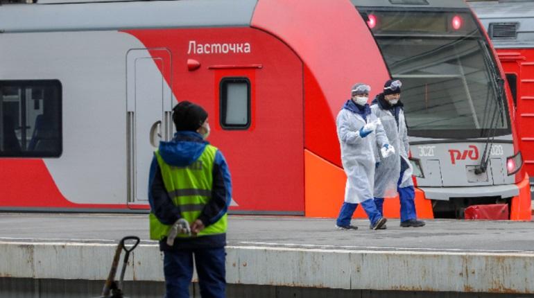 Петербург и Выборг в новогодние дни связали дополнительные «Ласточки»
