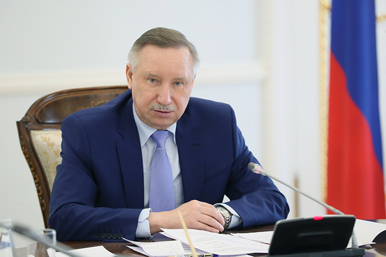 Беглов подвёл итоги признаний в любви к Петербургу