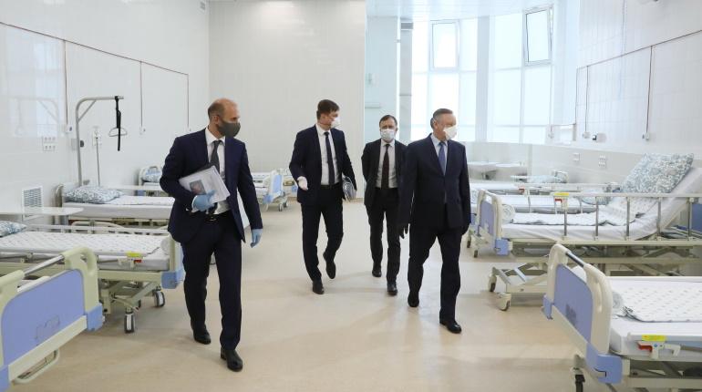 В Петербурге в 14 стационарах и 37 лабораториях выявлены нарушения эпидемиологического законодательства