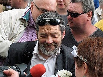 Журналист и активист Сергей Мохнаткин скончался