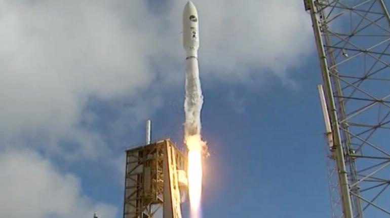 С мыса Канаверал запустили ракету со сверхсекретным шаттлом