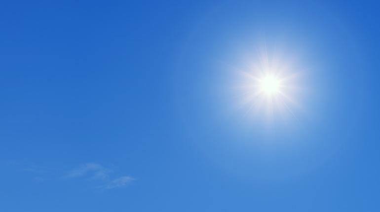 В Петербурге побит температурный рекорд 30-летней давности