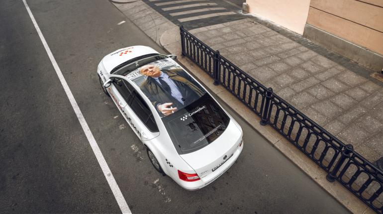 Петербургские такси-агрегаторы готовятся к новому конкуренту на рынке