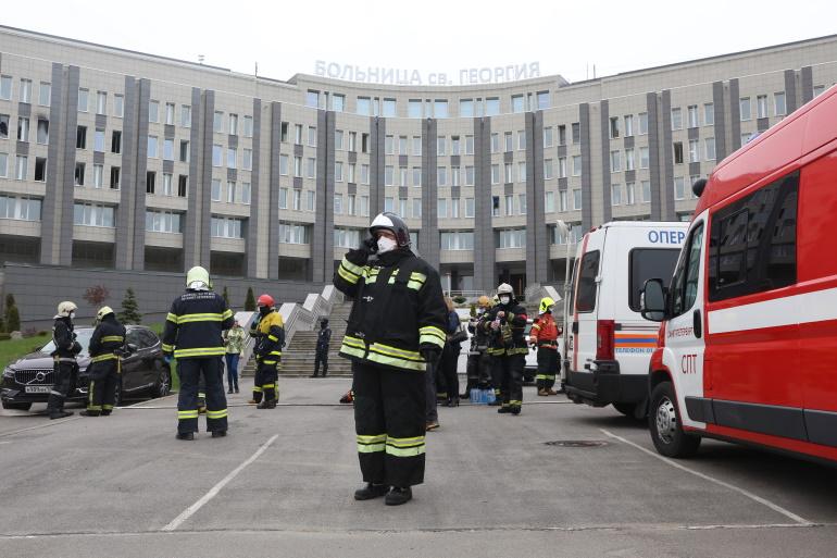 После пожара в Петербурге в США начали изымать российские аппараты ИВЛ