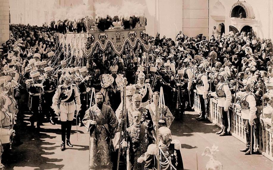 День в истории Петербурга: где проходила коронация императора Николая II
