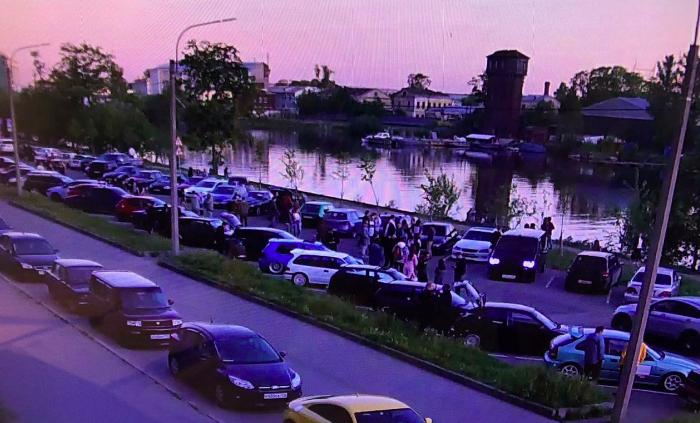 В Петербурге полиция проверила 180 стритрейсеров и наказала 17