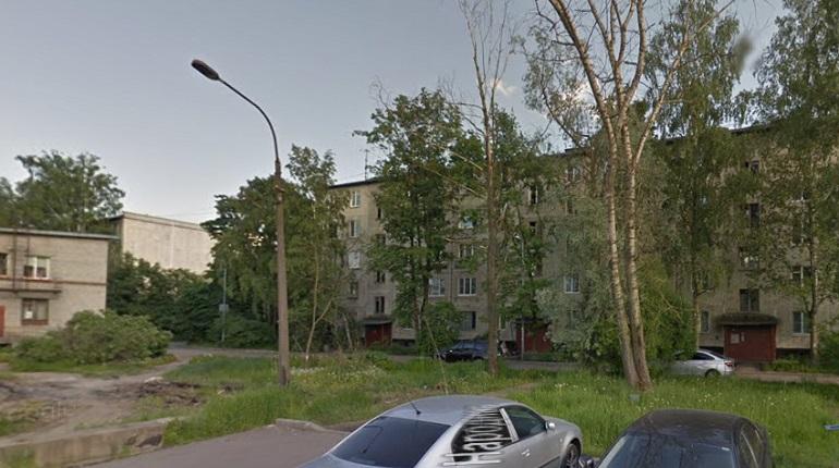 На Народной улице загорелась квартира