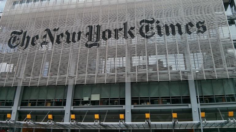 New York Times не собирается опровергать статью о коронавирусе в России