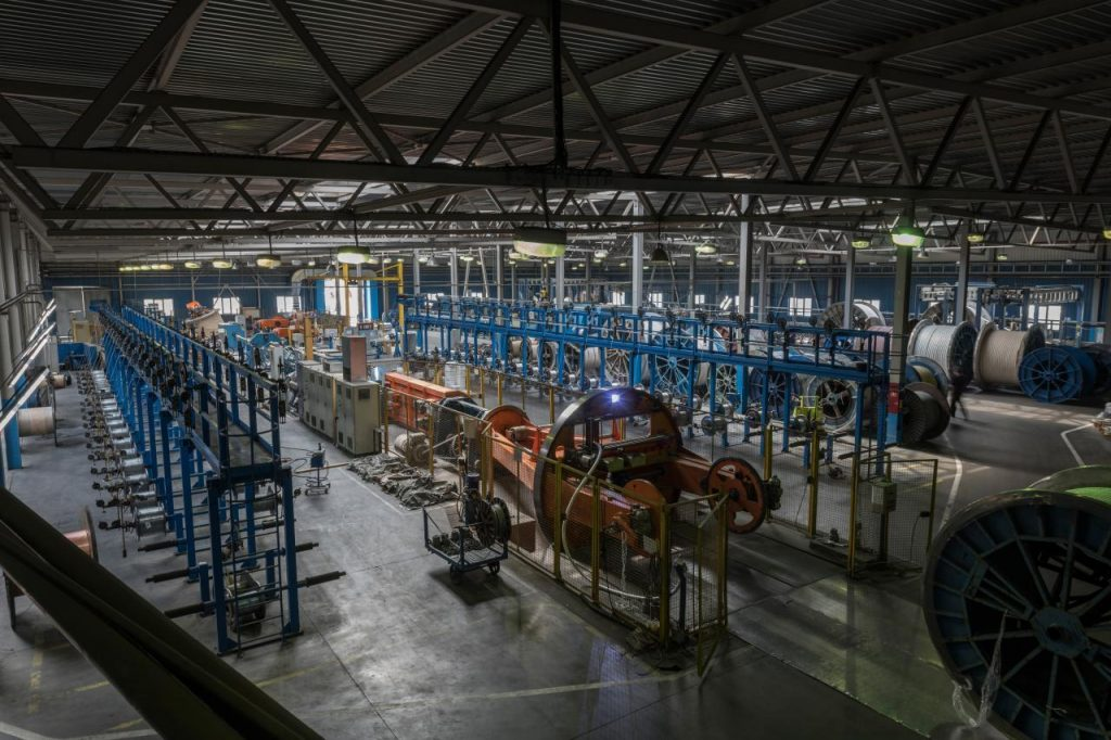 Завод «Севкабель» принял решение о добровольной ликвидации
