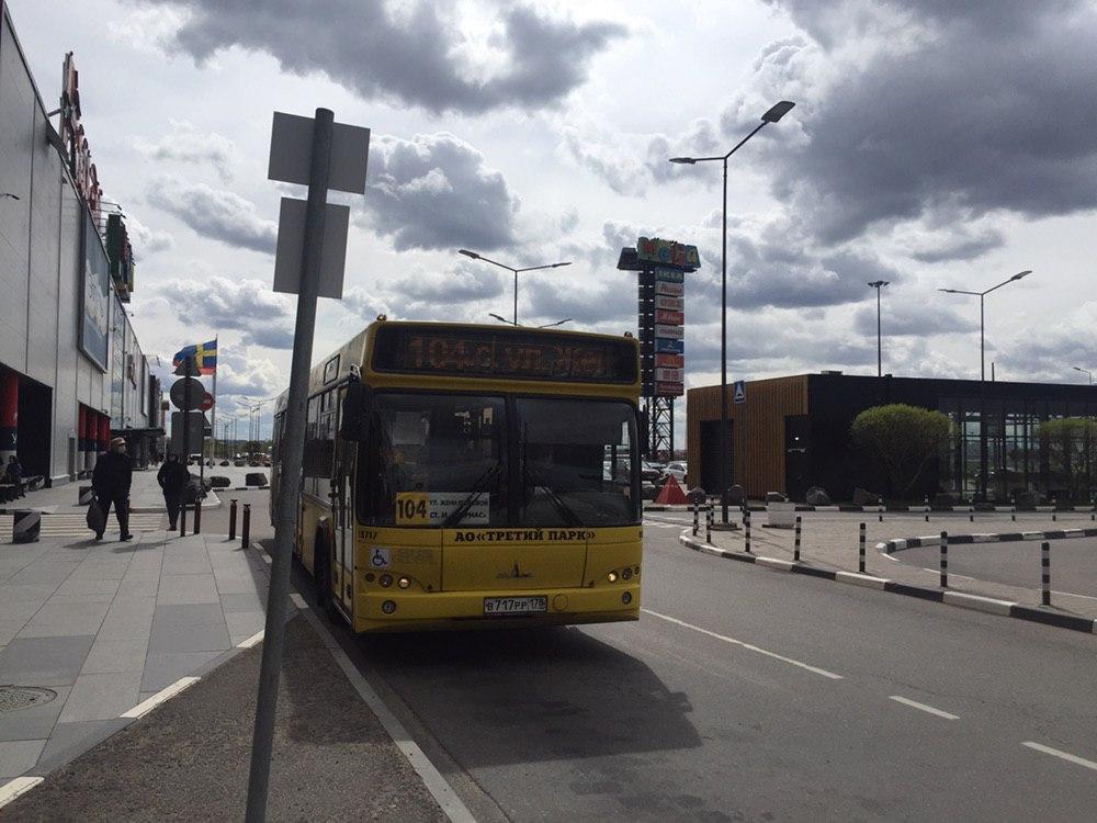 В Петербурге улучшается ситуация с пассажиропотоком