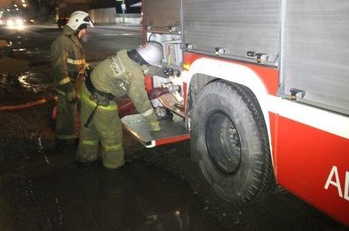 В Москве потушили пожар в НИИ биохимии