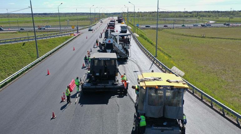 Автомобилистам 7 марта придётся сбросить скорость на шести трассах Ленобласти