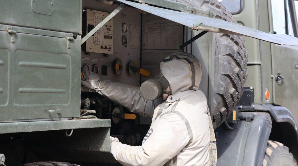 В Петербурге за уничтожение коронавируса возьмутся военные