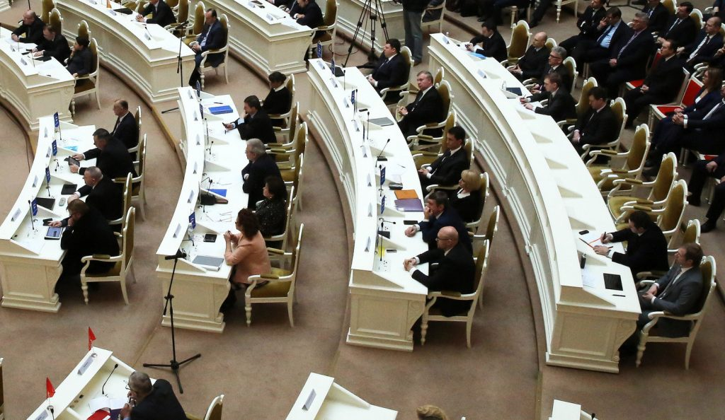ЗакС принял новый закон о петербургском омбудсмене